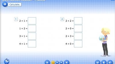 2.01.2. Addition notation – Practice - Bilimland.kz