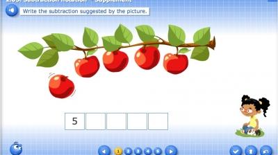 2.03.3. Subtraction notation – Supplement - Bilimland.kz