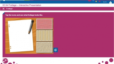 02.04. Frottage – Interactive Presentation - Bilimland.kz