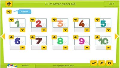 003. I'm seven years old. - Bilimland.kz