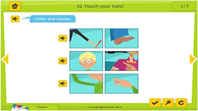 032. Touch your toes! - Bilimland.kz