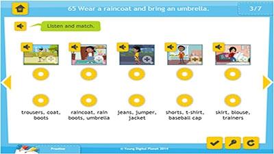 065. Wear a raincoat and bring an umbrella. - Bilimland.kz