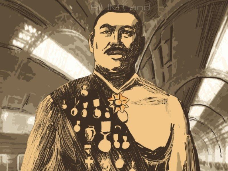 Қалқаман Әбдіқадыров. Қажымұқан. Бірінші бөлім-2