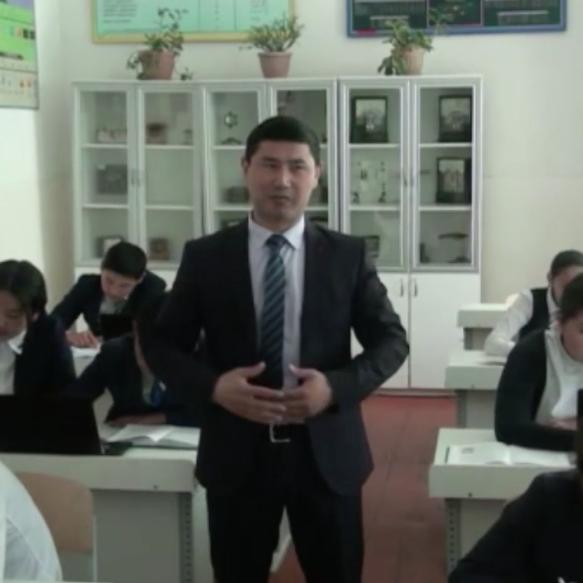 Алтаев Нұрлан