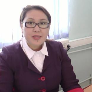 Орынбекова Индира Тұрашқызы