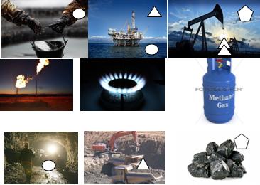 Көмірсутекті отындар: көмір, мұнай табиғи газ - 1