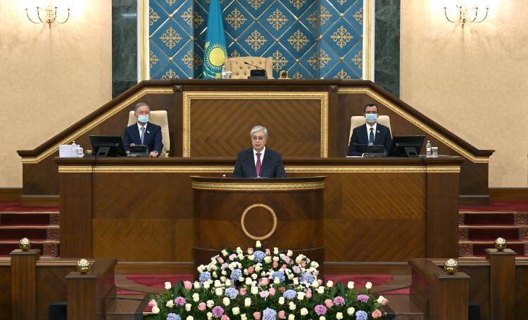 Асхат Аймагамбетов:  «Мы будем выполнять планомерную и системную работу для реализации всех задач, поставленных Президентом в сегодняшнем Послании народу Казахстана»